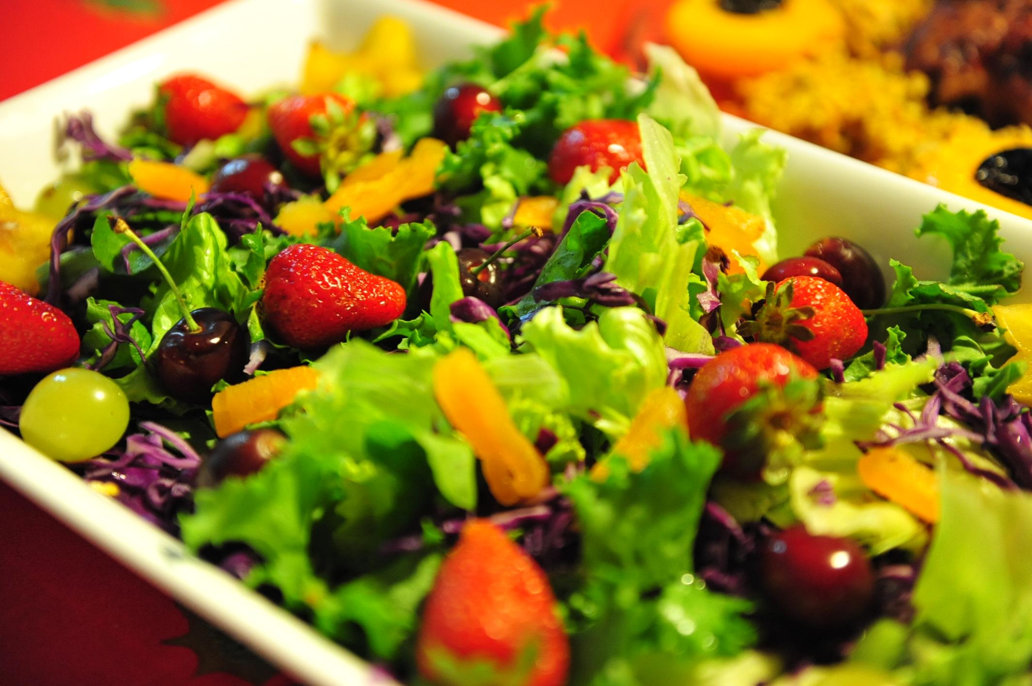 Resultado de imagem para salada