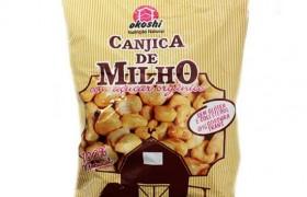 canjica de milho com açúcar orgânico okoshi_Leve BEM Delivery SP