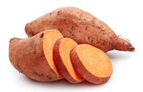 batata-doce laranja Leve BEM