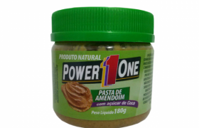 pasta de amendoim power one