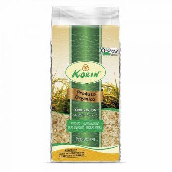 arroz cateto orgânico korin